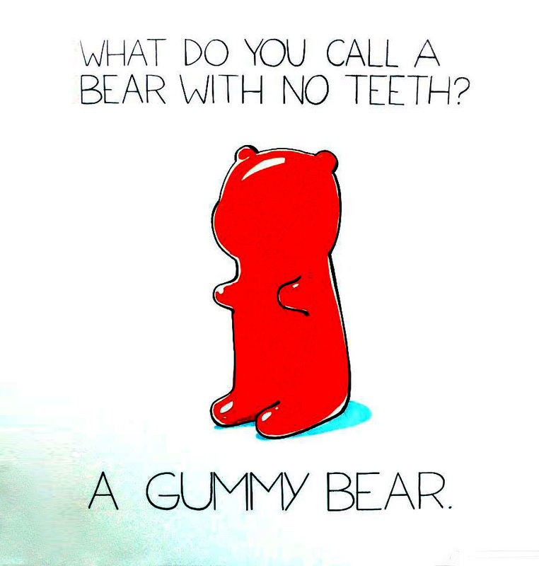 Gummy Bear Joke